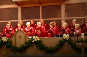 Newcomers Welcome, Central Church Choir Rehearsals Resume Thursday August 16