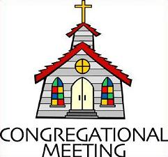The Annual Congregation and Corporation Meeting